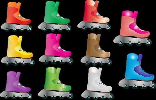 roller blades  inline skate  skating