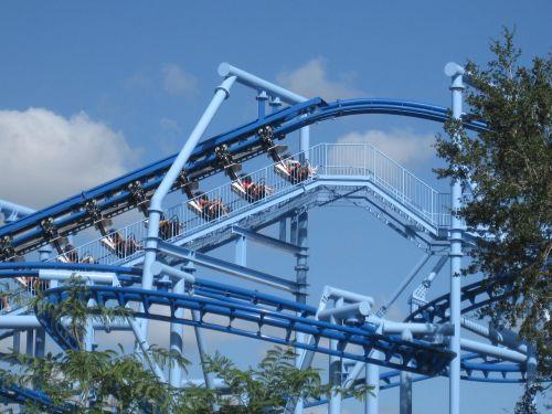 roller coaster theme park legoland