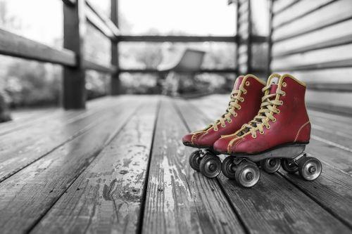 roller skates rollerblades roll skates