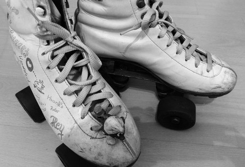 roller skates  sport  roll-school catch