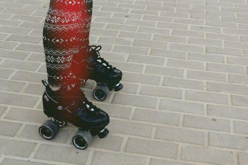 roller skates roller skating pants