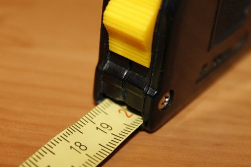 roller tape measure tape measure measure