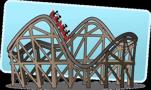 rollercoaster roller coaster big dipper