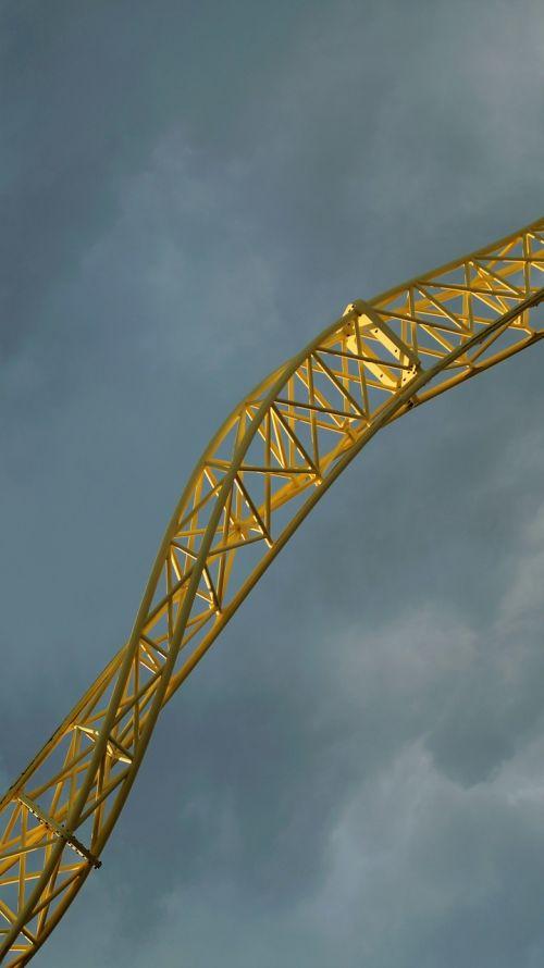 rollercoaster roller threat