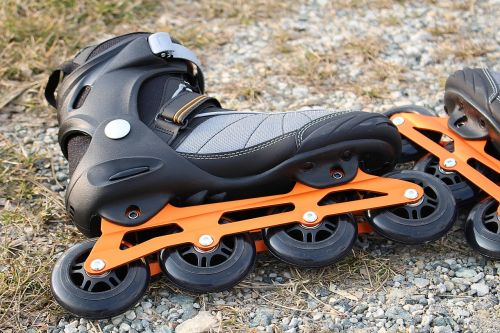 rollerskates inline skates recreational sports