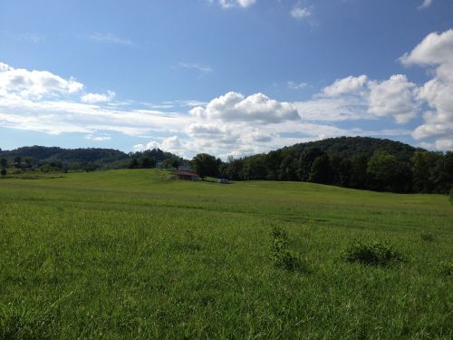 rolling fields tennessee green valley