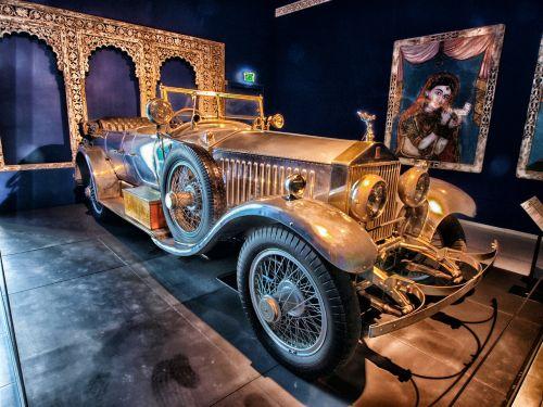 rolls royce 1926 car