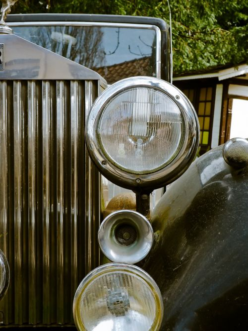 rolls royce auto automotive