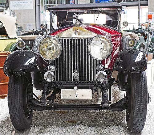 rolls-royce oldtimer 1926