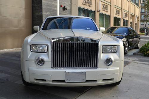 rolls-royce luxury car new car