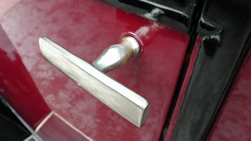 Rolls-Royce Brougham Door Handle