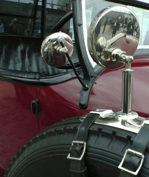 Rolls-Royce Brougham Door Mirrors