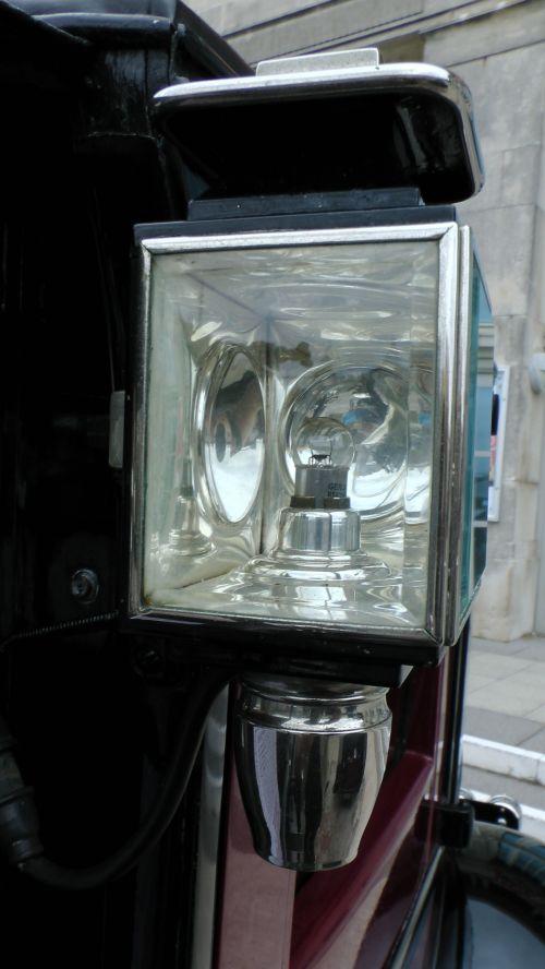 Rolls-Royce Brougham Exterior Lamp