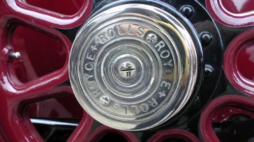 Rolls-Royce Brougham Wheel Hub