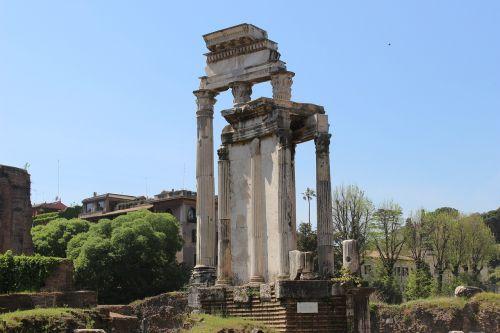 roma antiques architecture