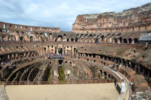 roma capitale roman coliseum lazio