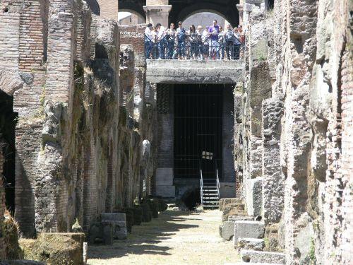 roman gladiator pathway