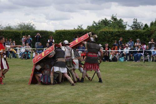 roman reenact legion