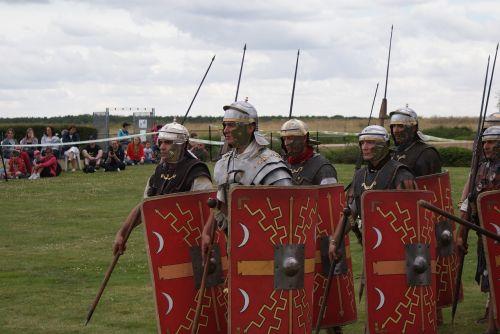 roman reenactment costume