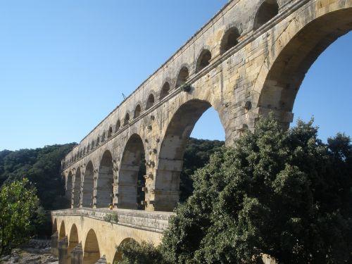 roman aqueduct aqueduct archaeology