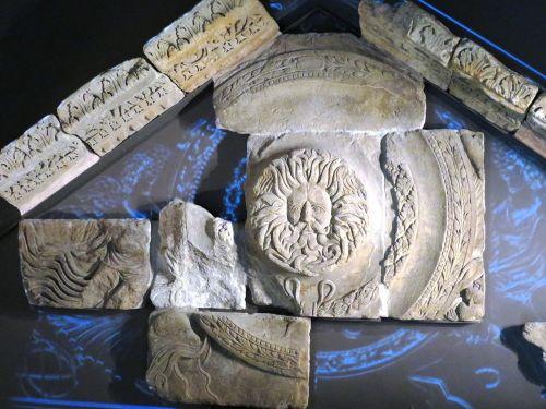 roman bath relief bath in england