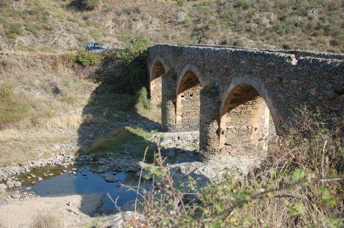 roman bridge algoso historic preservation