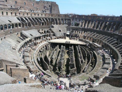 roman colosseum rome italy