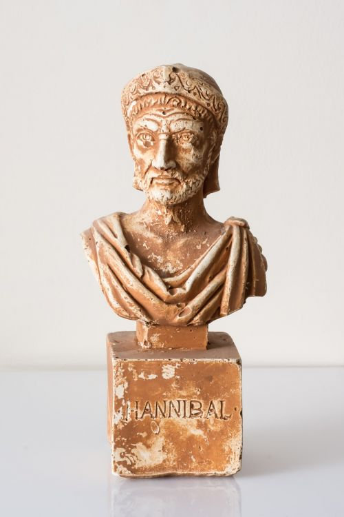 roman empire hanibal statue