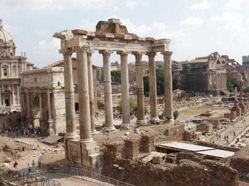 roman forum forum romanum history