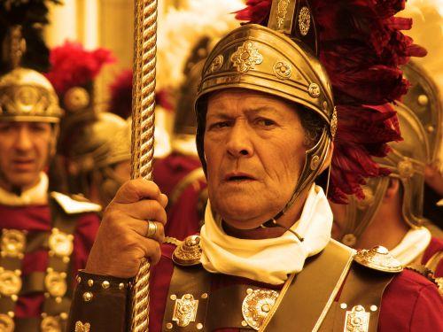 roman soldier rome arde lucus