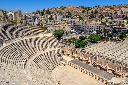 roman theatre  2nd century  landmark