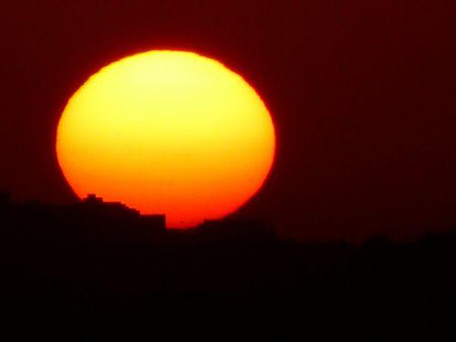 romance abendstimmung sun