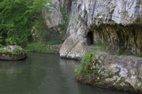 romania river riverbank
