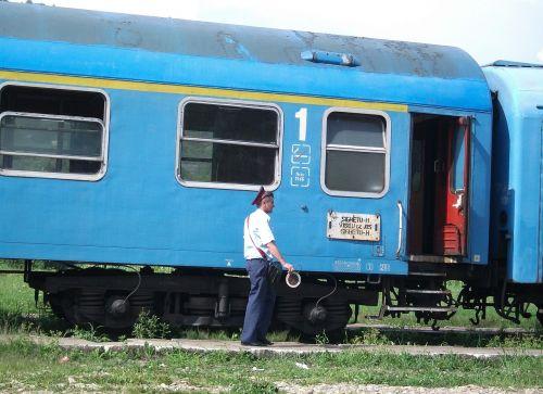 romania station train