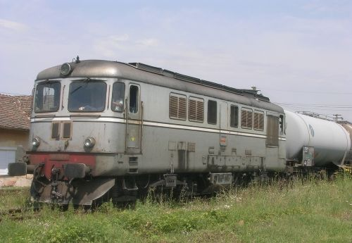 romania train locomotive