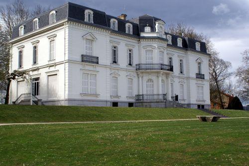 romantic building architecture summer palace