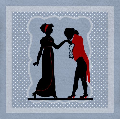 Romantic Vintage Couple