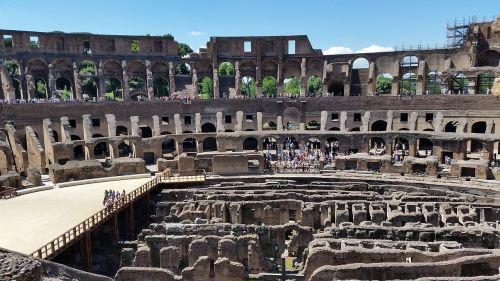 rome coliseum ital