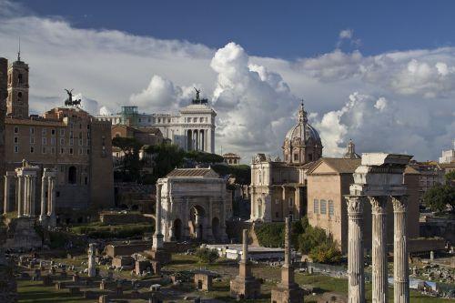 rome storm city