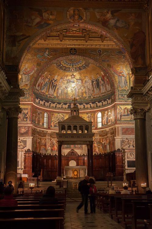 rome italy church