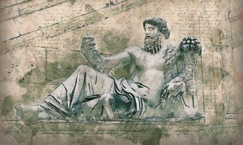 rome statue capitol square