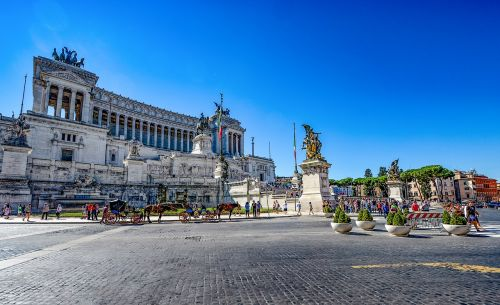 rome italy victor