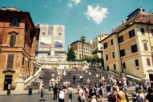 rome tourist place landmark