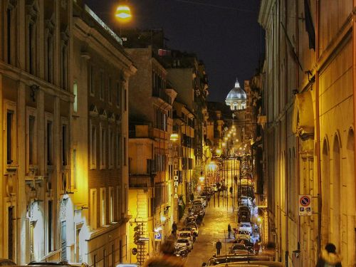 rome city italy
