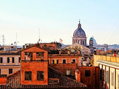 rome italy dome