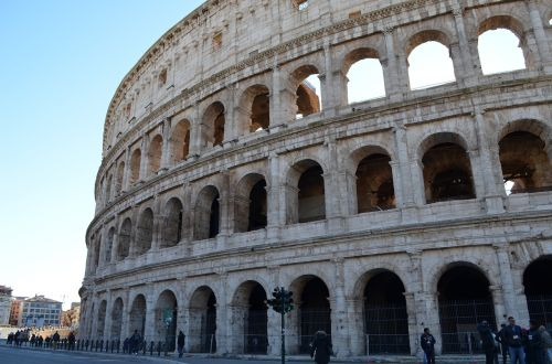 rome italy places of interest