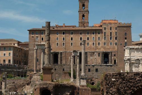 rome forum antique