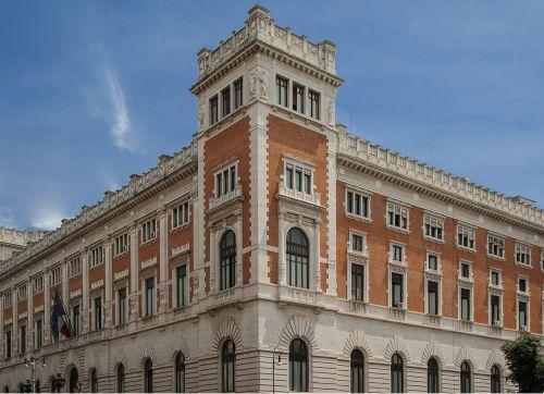 rome piazza venezia palace