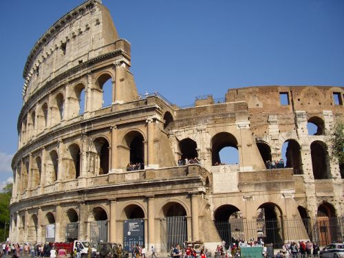 rome colosseum italy
