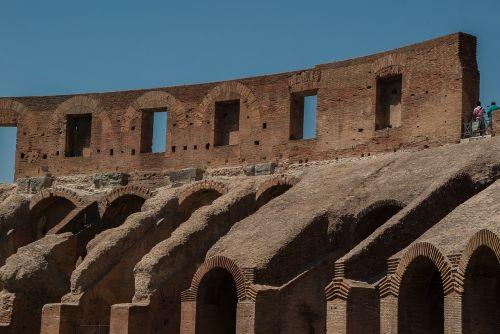 rome coliseum amphitheater